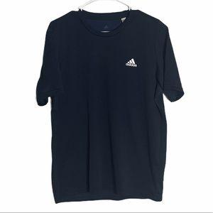 ADIDAS men's athletic T shirt size Large